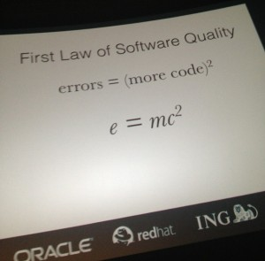 first_law_of_software_quality