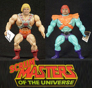 Scrum Master of the Universe