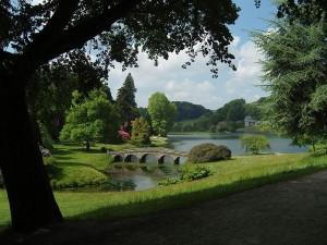 Jardin de Stourhead