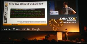 Utilisation du REPL Scala pour tester Java 8